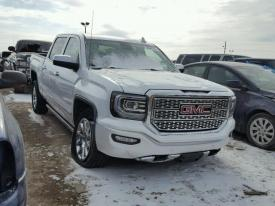Salvage GMC Sierra 1500