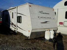 Salvage Wildwood COACHMEN